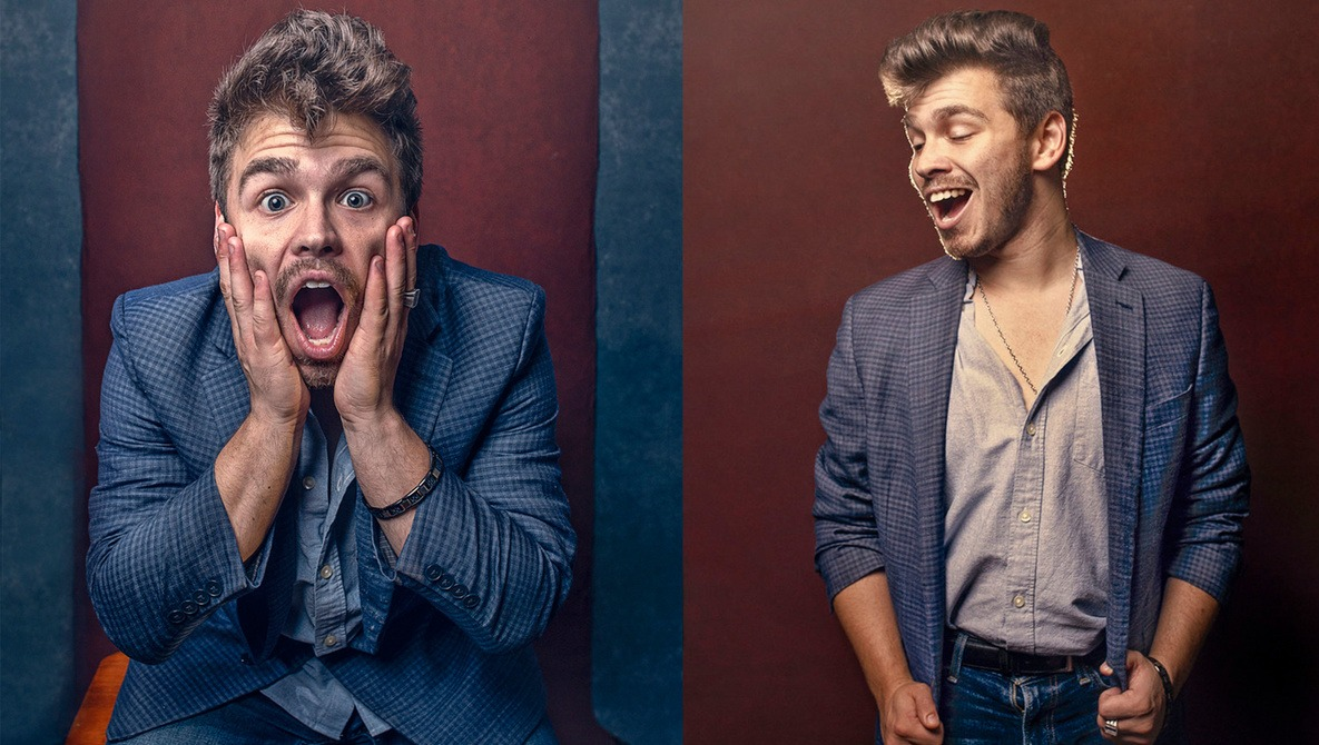 How I Shot These Fun and Dynamic Portraits of a Comedian