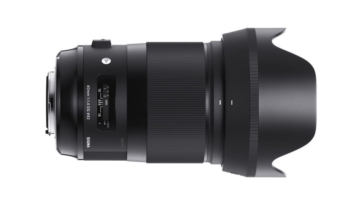 Save $400 on a Sigma Art Lens Today Only
