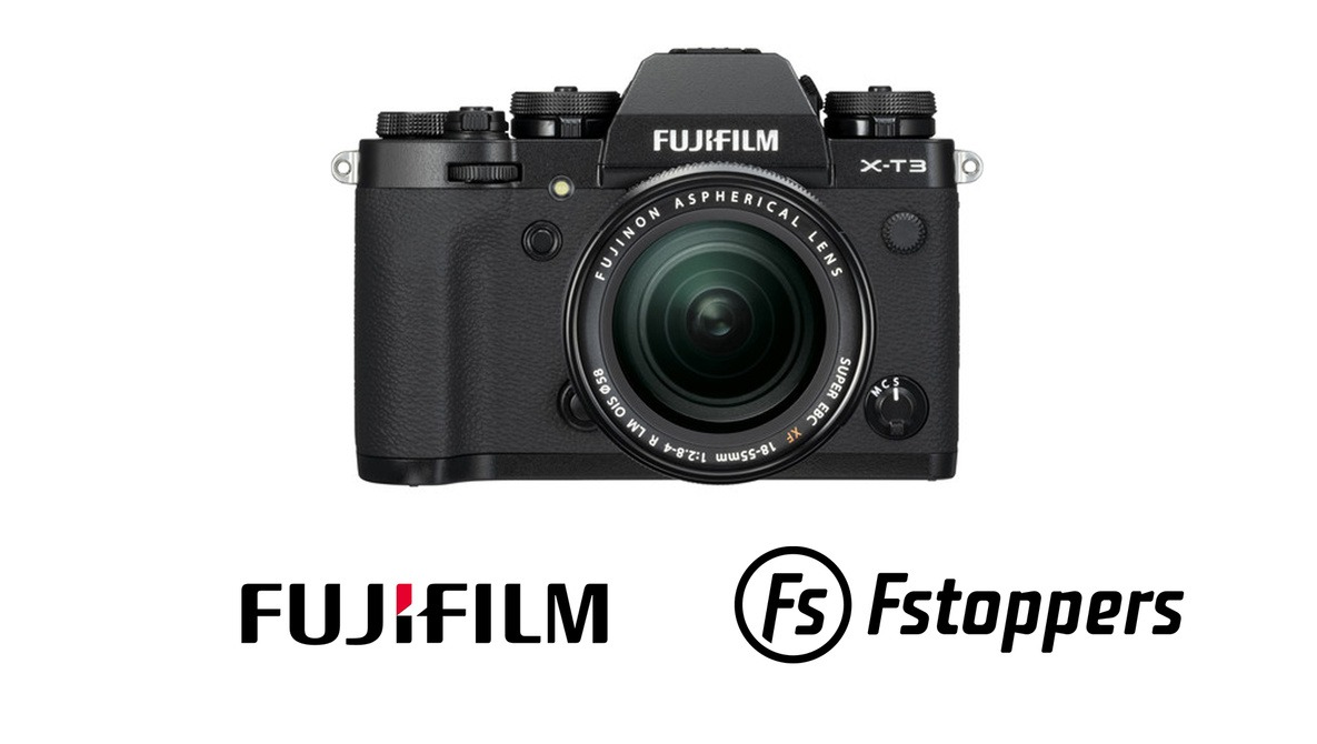 [UPDATE - Winner Announced] Giveaway - Win a Fujifilm X-T3 with a 18-55mm Lens Worth $1,899.95