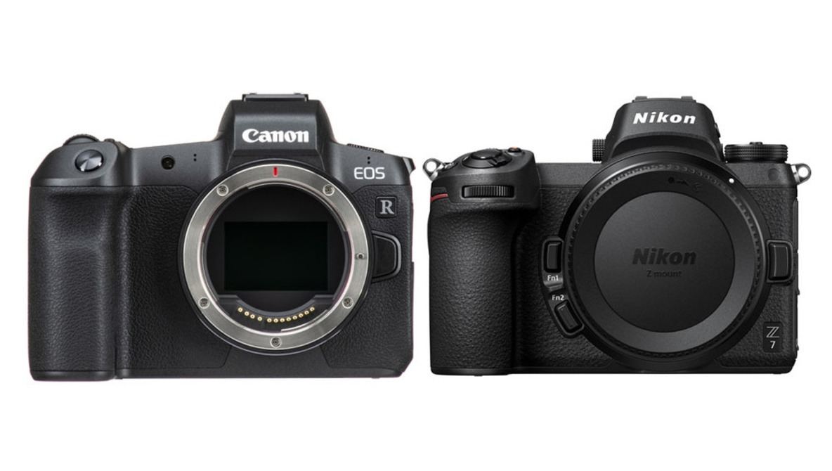 Canon and Nikon Report Sales Drop of Over 17% Since Last Year