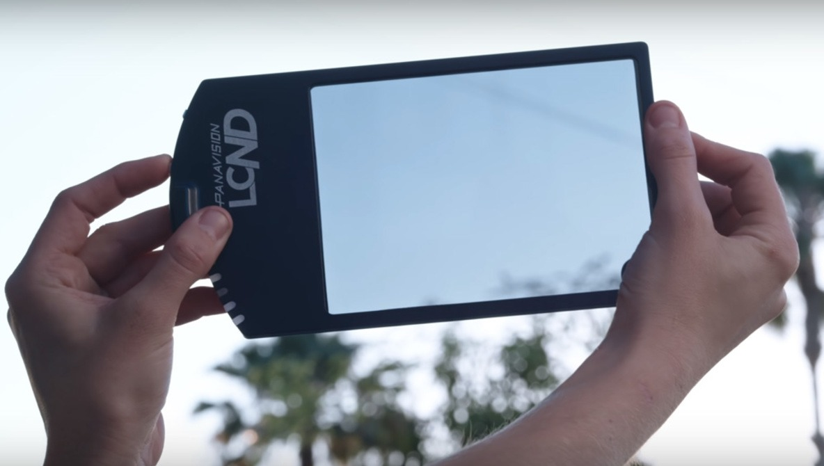 How Is This New ND Filter From Panavision Special? It's Electronic.