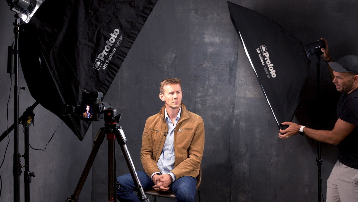 Free Portrait Photography Lighting Tutorial From Start to Finish |