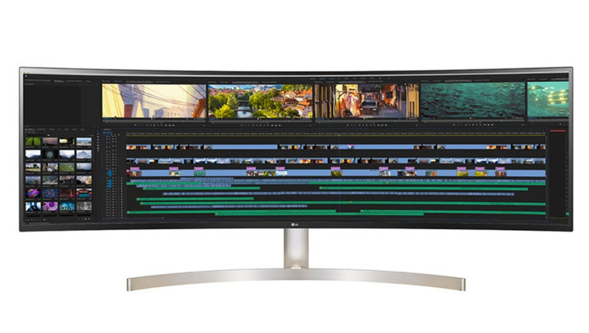 What's It Like Working On A 49-Inch Ultrawide Display