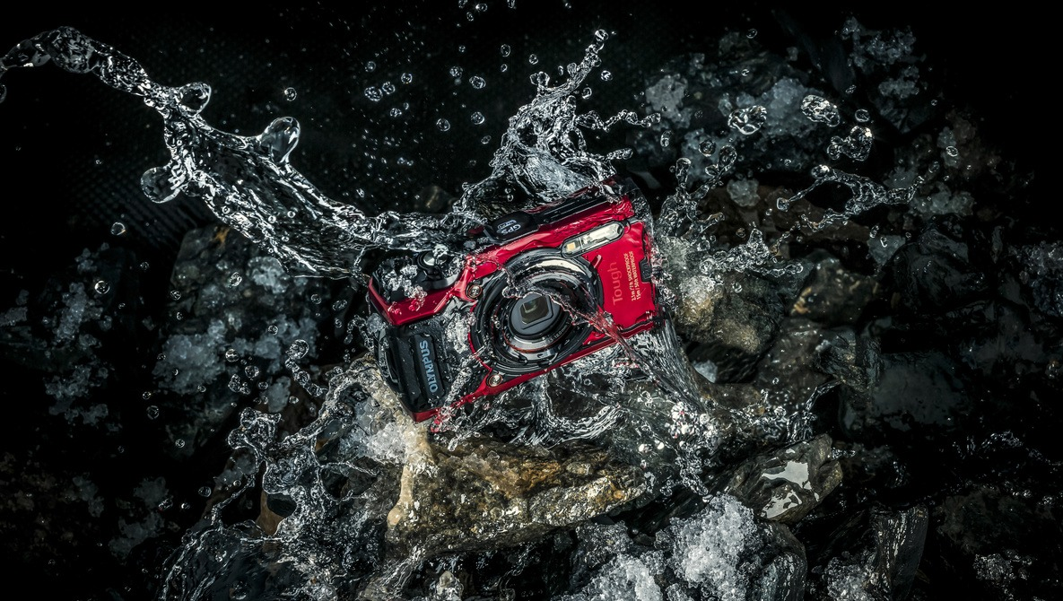 Olympus Announces Updated TG-6 Underwater Camera