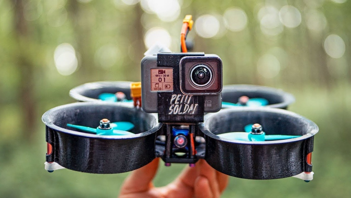 The Cinematic Drone Revolution: This New Racing Drone Puts DJIs to