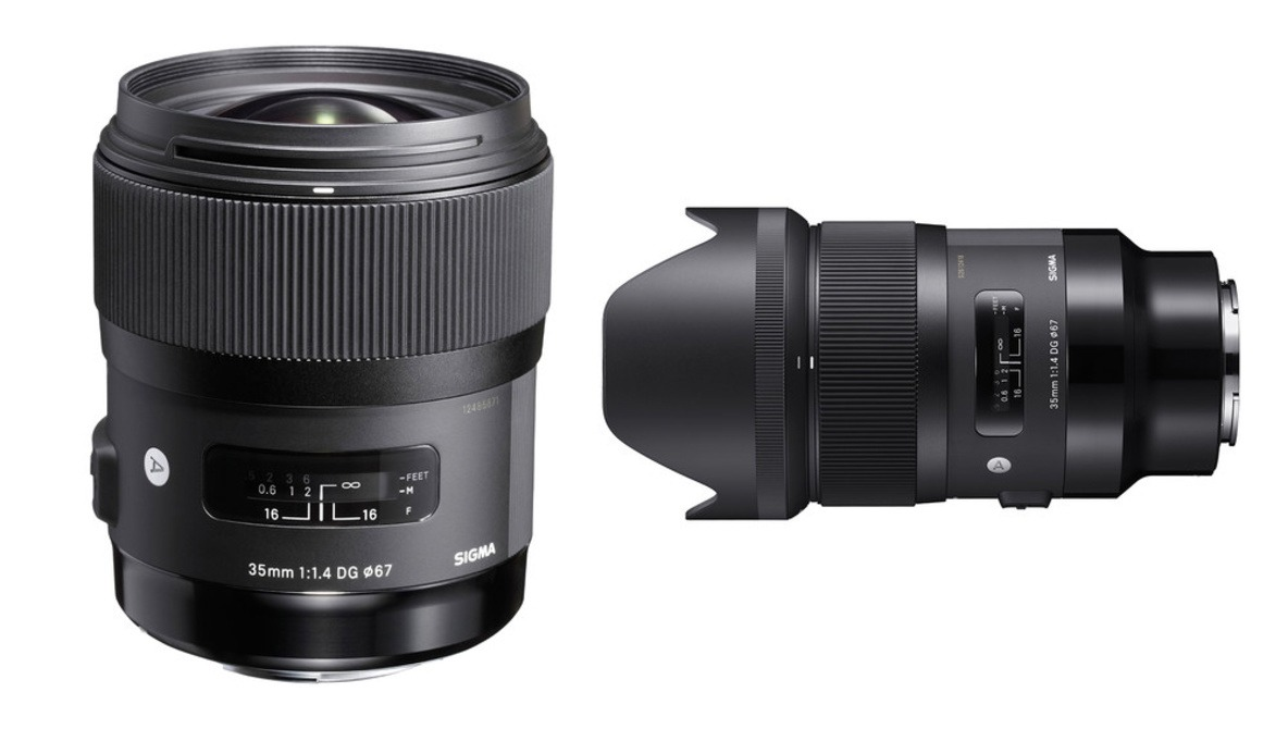 Get a Great Deal on a Sigma 35mm f/1.4 Art Lens Today and Tomorrow Only