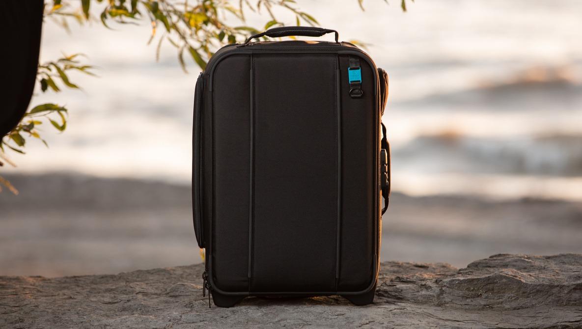 Fstoppers Reviews the Tenba Roadie Air Case Roller 21