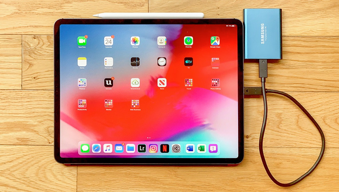 iPadOS Finally Makes iPad Worth Considering for Professionals
