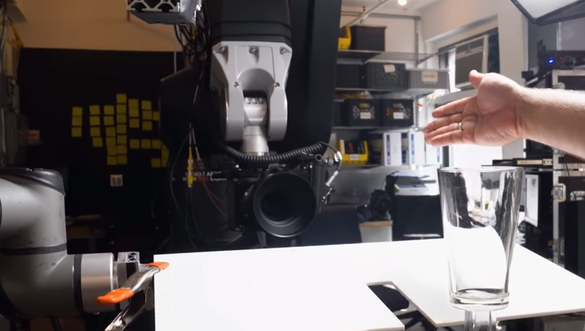 Photographer Uses Robots to Shoot Commercial Videos | Fstoppers