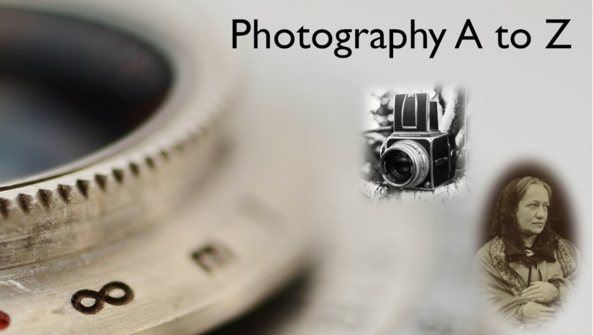 A to Z of Photography: JPEG and William Jackson