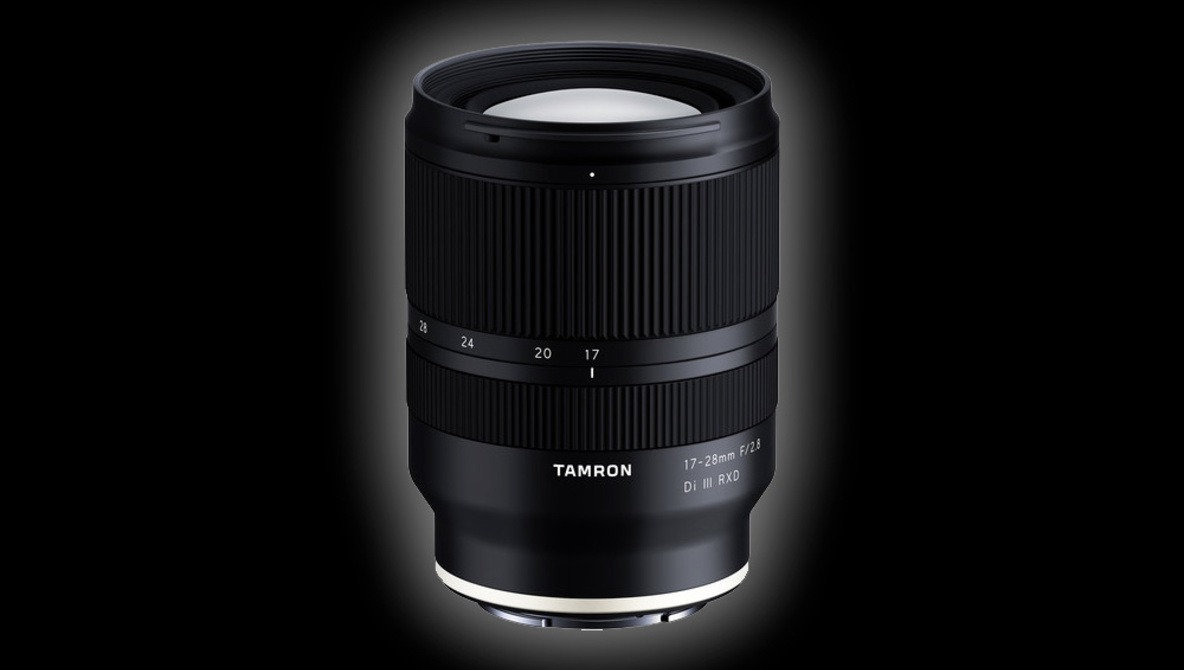 Tamron Launches the 17-28mm f/2.8 Lens for Sony Full-Frame Cameras