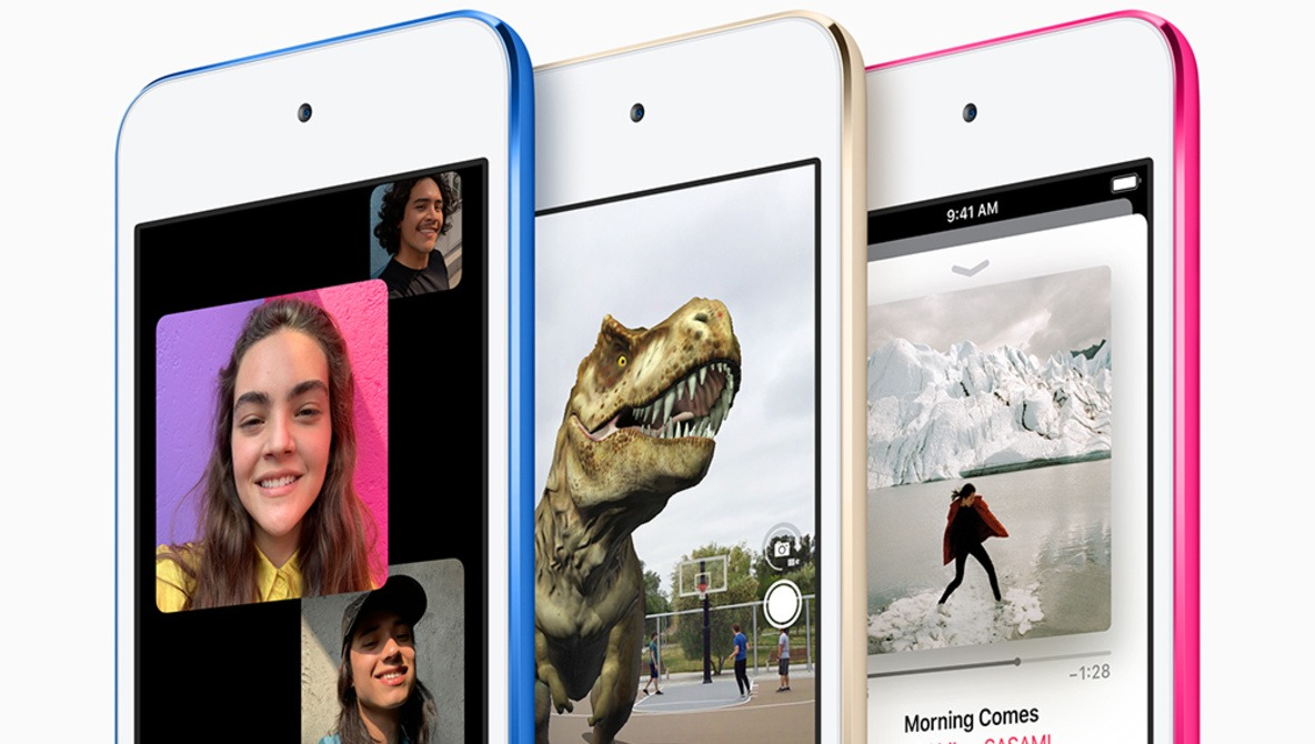 Make Apple's iPod Great Again… for Photographers