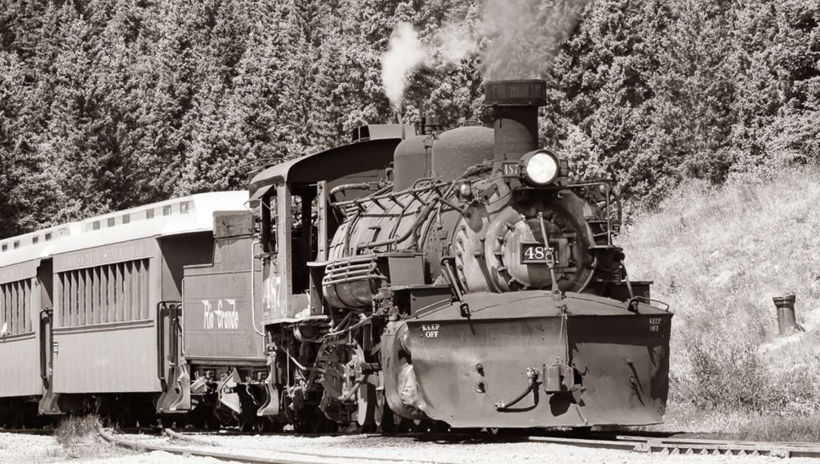 Photographing Heritage Railroads