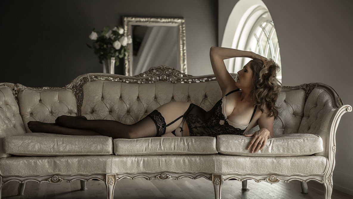 Breaking the Myth of the Ideal Boudoir Client [NSFW]
