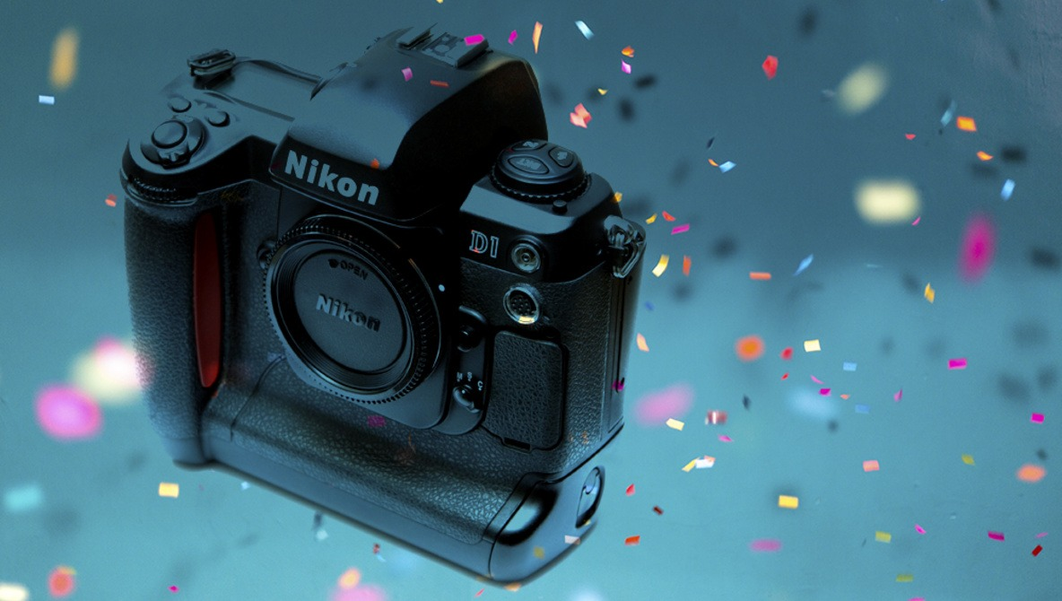 Nikon's D1 Changed Photography 20 Years Ago