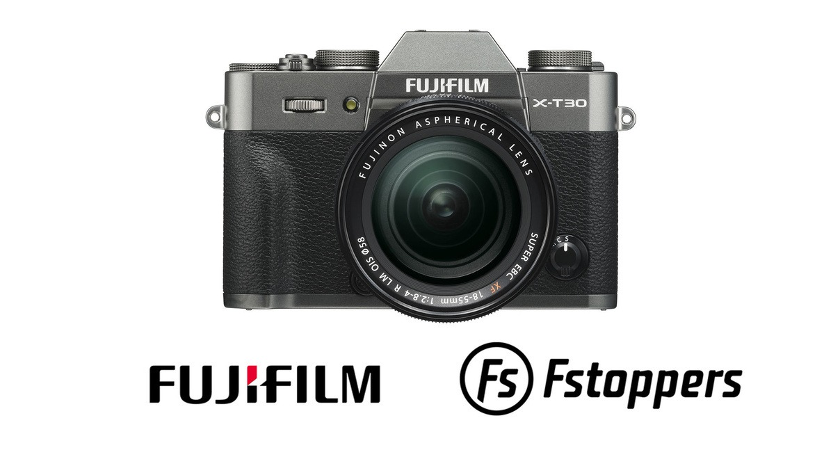 [UPDATED] Giveaway - Win a Fujifilm X-T30 with a 18-55mm Lens Worth $1,299
