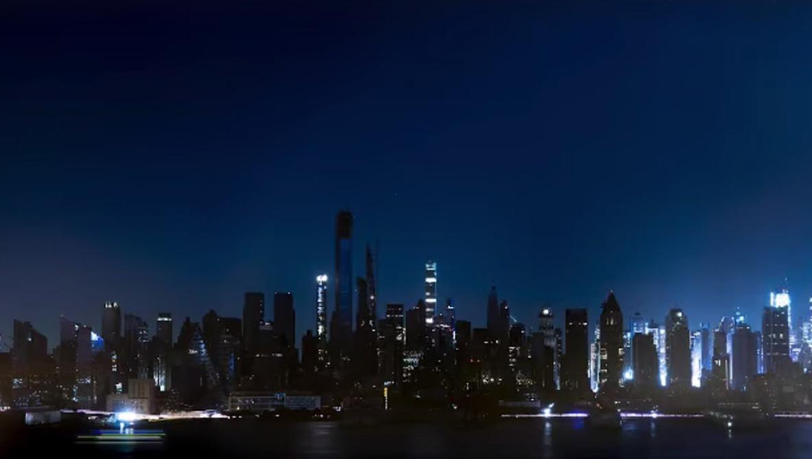 Time-lapse Photographer Captures Amazing Footage of New York City Blackout