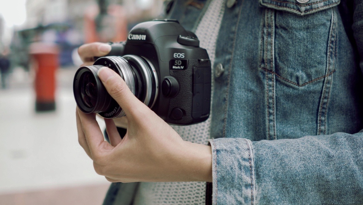 Lensbaby Composer Pro II With Edge 35: My First Time Doing Street