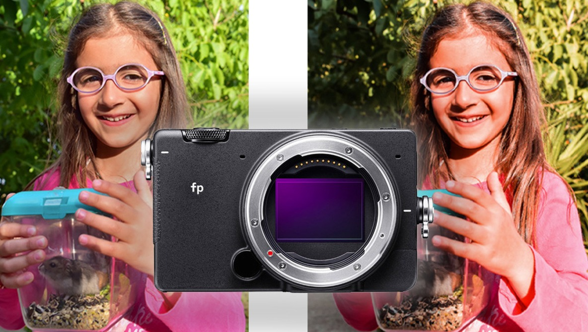 The Sigma fp Has a Built-In Teal and Orange Color Mode and It's Certainly Eye-Catching