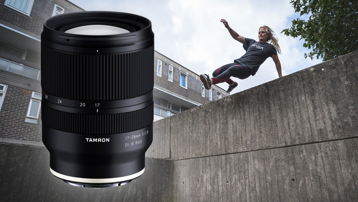The Tamron 17-28mm f/2.8 Lens: Three Days of Shooting and I'm