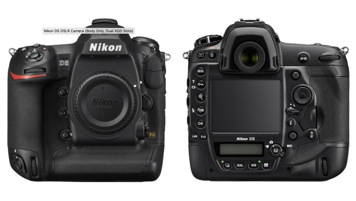 Nikon D6 Announcement Rumored to Be Coming September 4