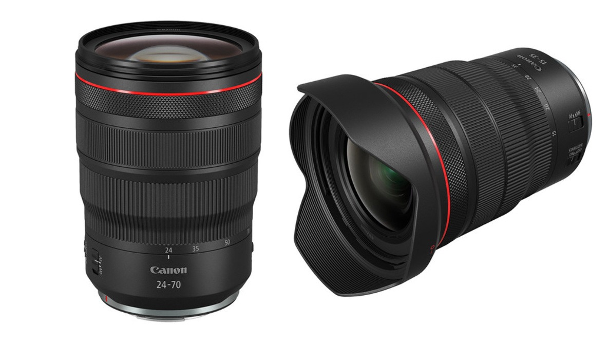 Here Come the Canon Mirrorless Lenses