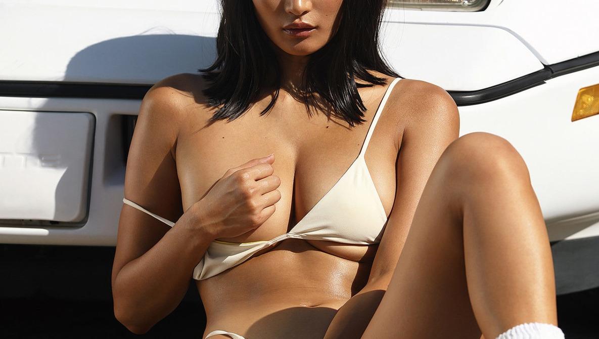 How Ana Dias Shot Playmate Miki Hamano for Playboy Magazine [NSFW]