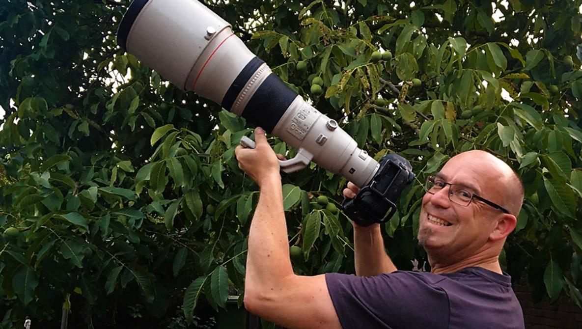 Having Fun With the Canon EF 800mm f/5.6L for a Short While