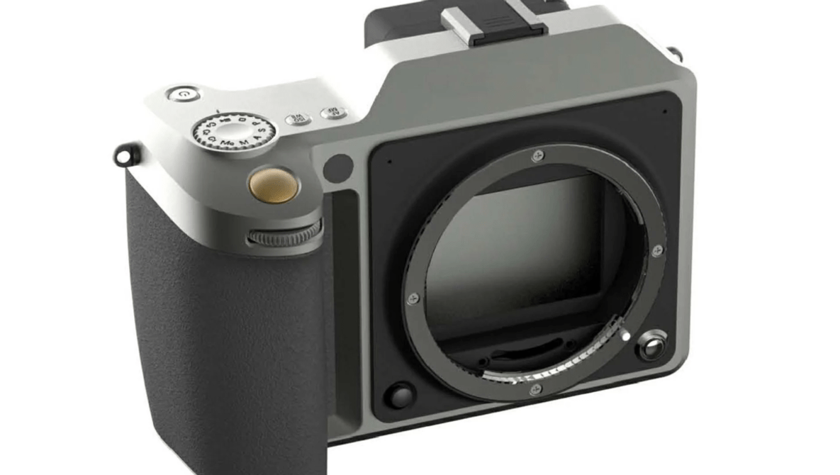 New Patent Shows DJI Is Working on a Camera Almost Identical to the Hasselblad X1D