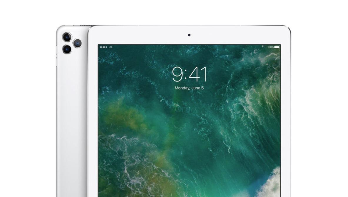 Do We Really Need an iPad With Three Cameras?