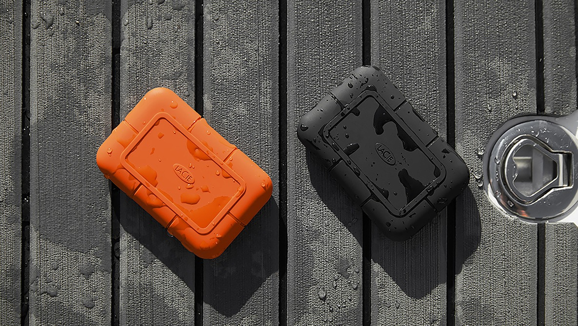 Three New Rugged LaCie External SSD Drives Announced