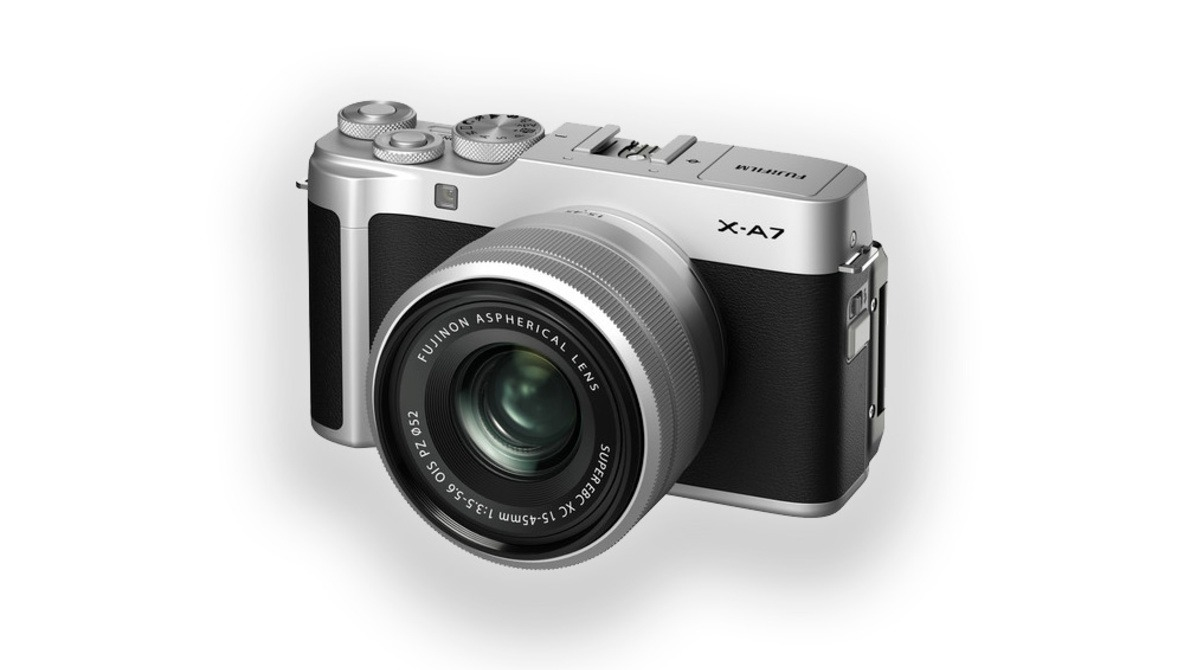 Fujifilm Announces the X-A7: $700, APS-C, Interchangeable Lens, No EVF