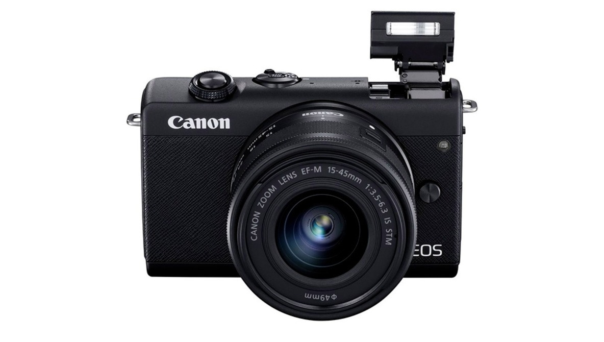 Canon Just Announced the EOS M200 and the Launch Video Is Fascinating
