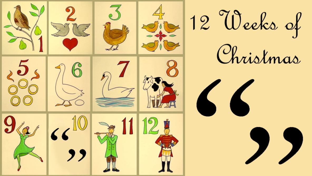 12 Weeks of Christmas: 10 Most Inspirational Photo Quotations