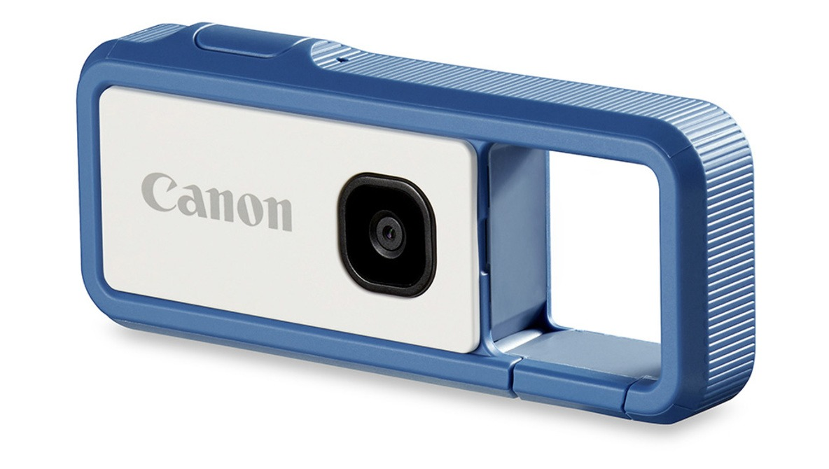 The New IVY REC Activity Camera From Canon: Wearable, Clippable, Colorful Confusion
