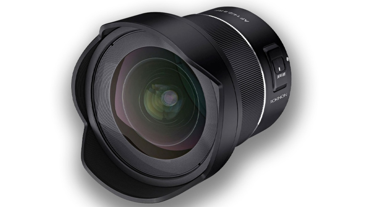 Waiting for a 14mm f/2.8 Autofocus Prime for Your Canon Full-Frame Camera? Samyang/Rokinon Gets There First