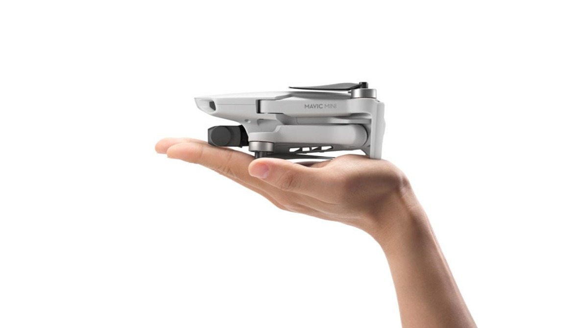 DJI Announces the Mavic Mini: Their Smallest, Lightest Drone Yet