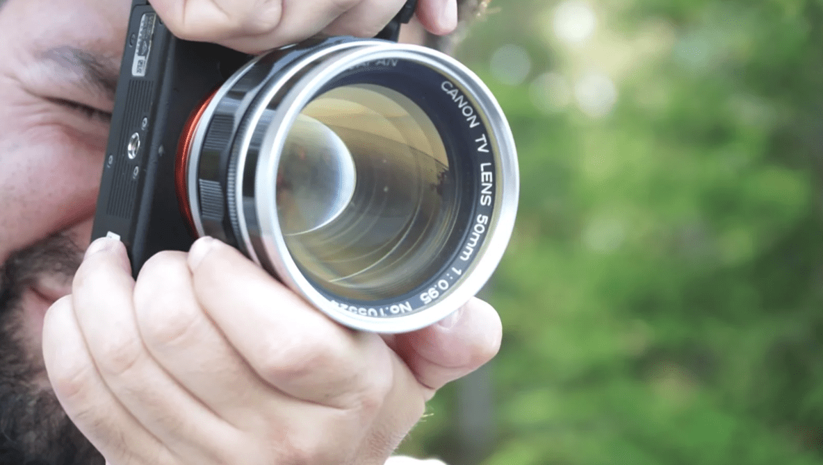 Shooting Portraits With the 'Dream' f/0.95 Lens That Canon Created as