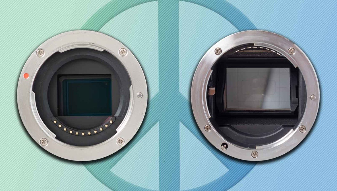 Mirrorless or DSLR? Why so Furious?