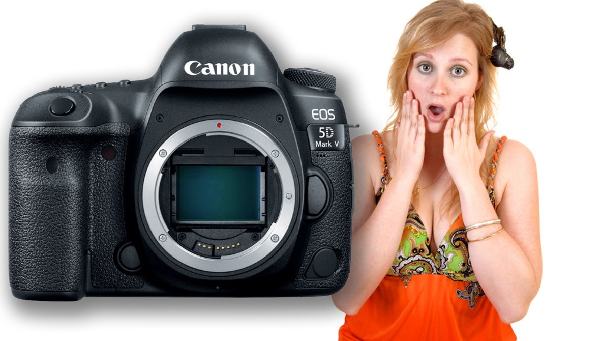 Is Canon Planning to Release a 5D Mark V?
