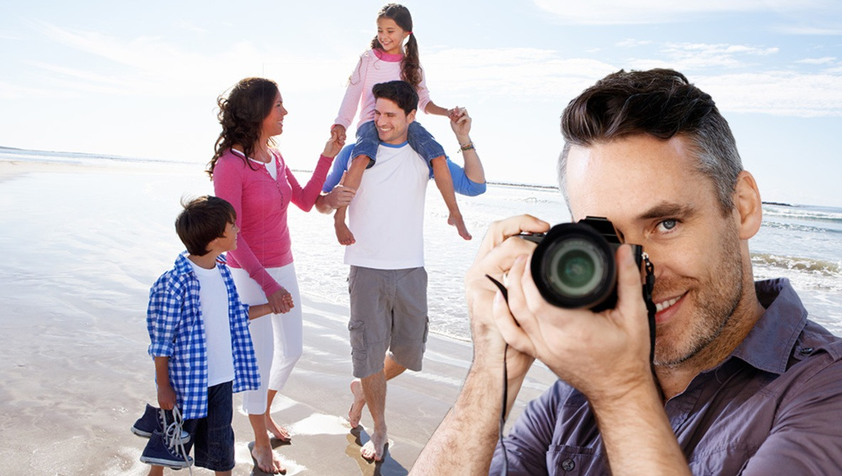 Want a Job Photographing a Family and Doing Their Household Chores? This Could Be for You