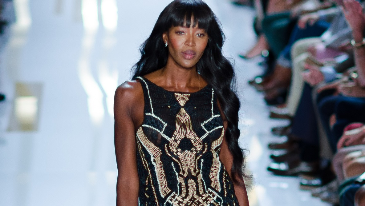 Naomi Campbell's Recent Cover Is Shockingly Her First Ever Mainstream Fashion Shoot With Black Photographer