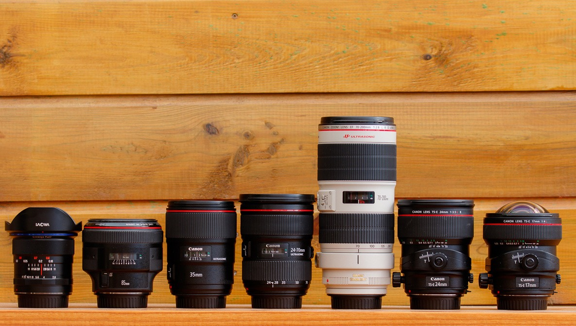 If You Start Only With Two Lenses for Your Photography, What Would Be the Best Lens Choice