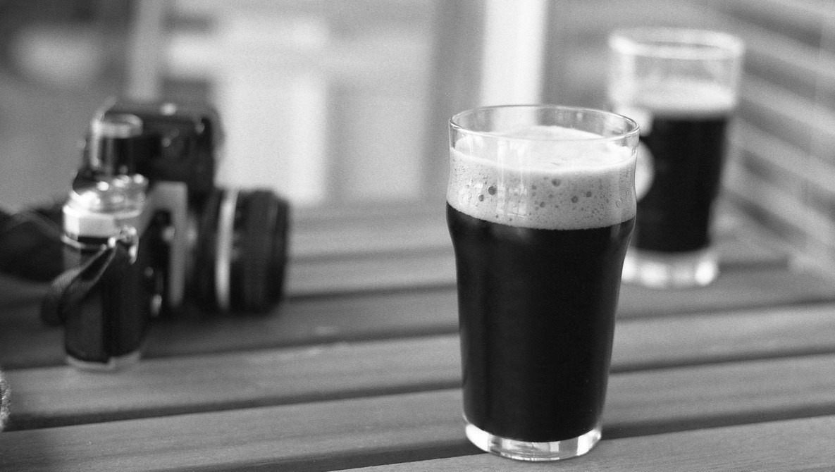 The Exposure Triangle: A Good Beer and a Good Photograph Are Basically the Same