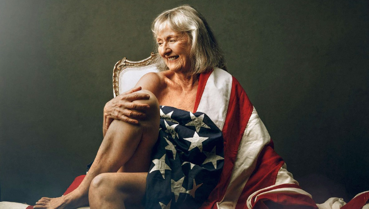 Mature Beauty: Photographer Celebrates the Beauty and Strength of Women Over 50