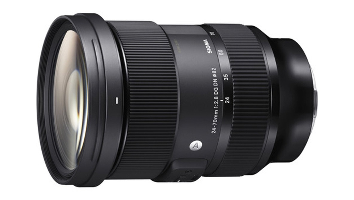 Sigma's New 24-70mm f/2.8 Art Lens for Sony Is Quite Cheap
