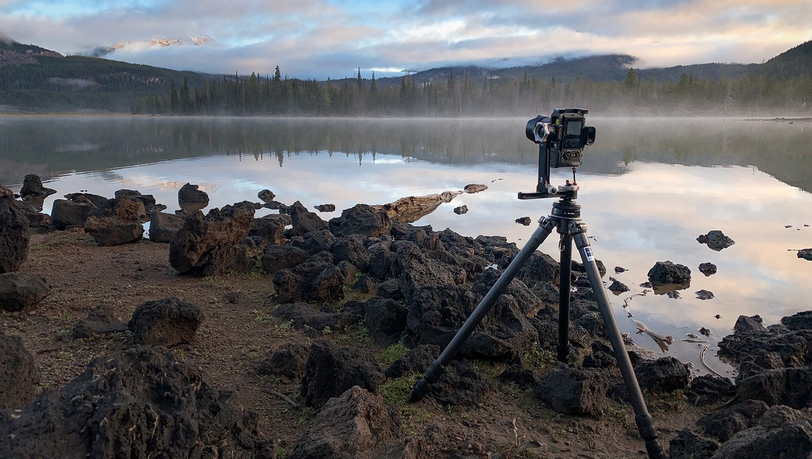 Really Right Stuff PG-01 Tripod Head Review: Throw Away Your Ball Head