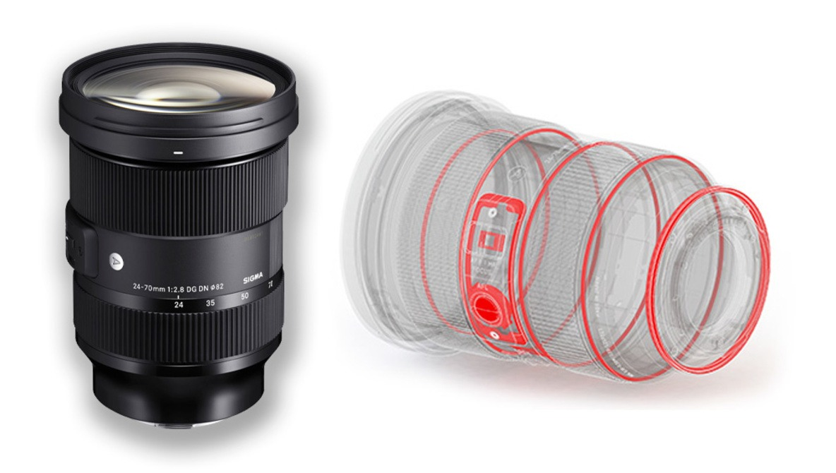 Sigma Announces the 24-70mm f/2.8 Art for Sony and L-Mount Cameras