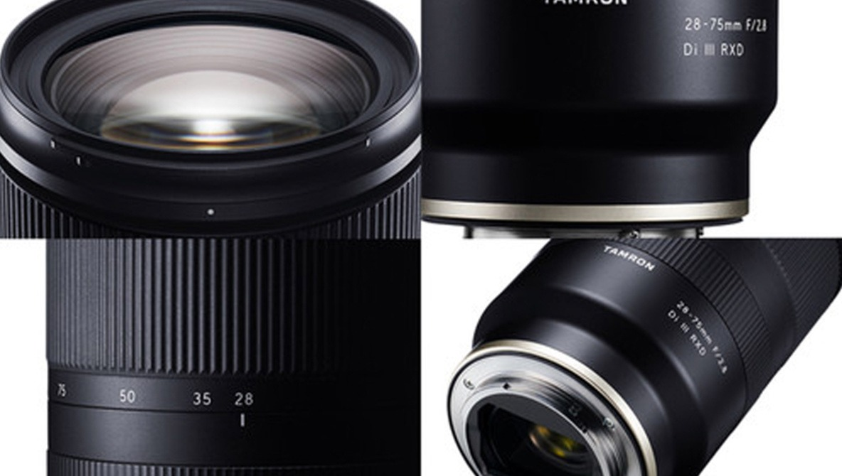 Tamron Has Many More Lenses in Store for Sony Shooters