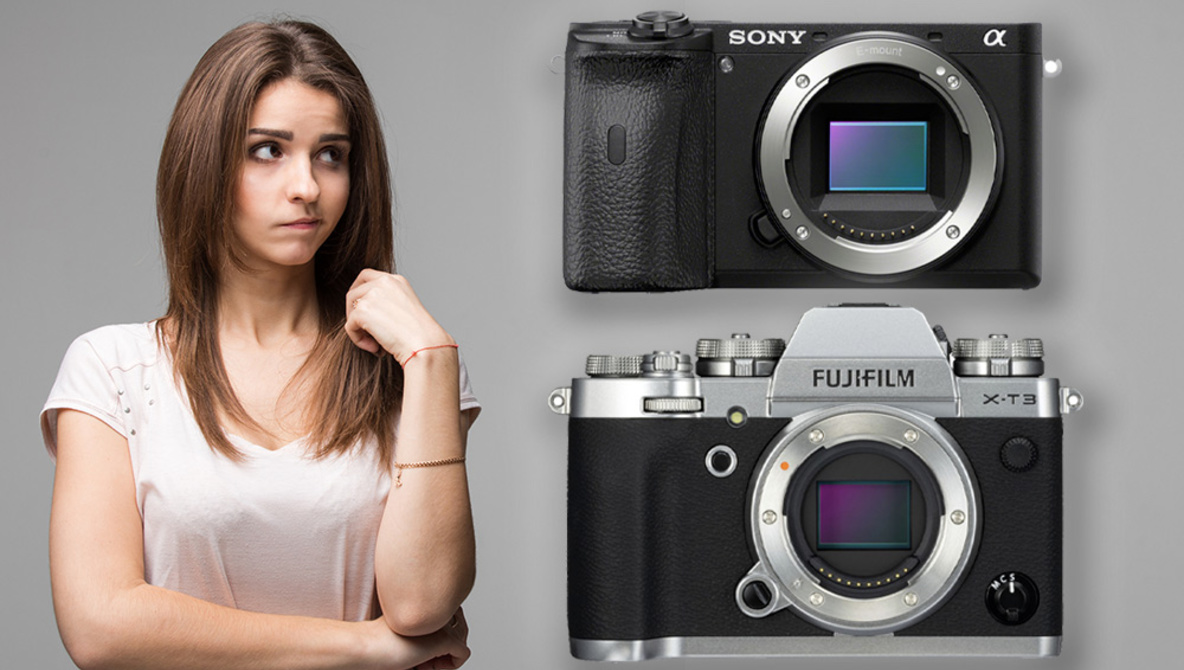 Choosing Between the Sony a6600 and the Fujifilm X-T3: Which One Is for You?